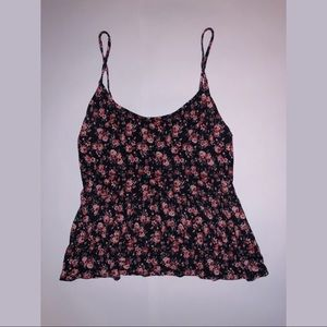 AE Soft & Sexy Floral Tank
